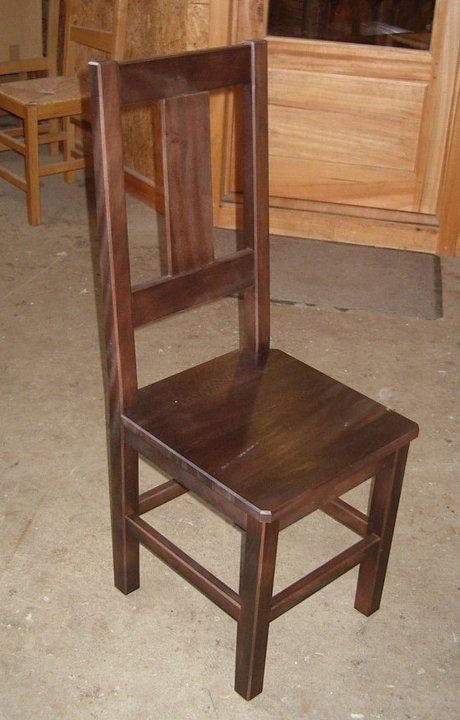 Massives Contemporaines Meuble En Chaises Fabrication Bois kiTulwOXPZ