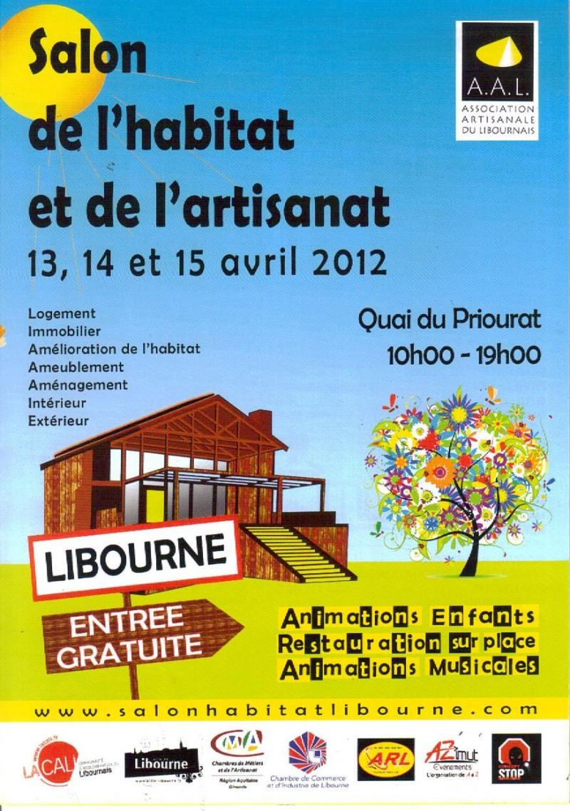 Salon de l'Habitat et de l'Artisanat à Libourne