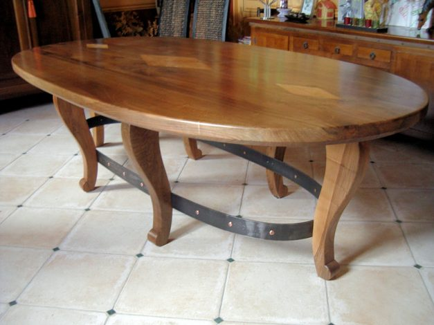 Table massive