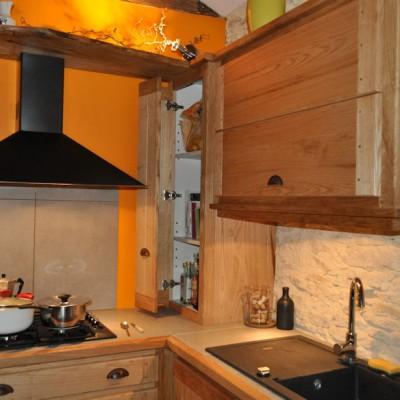 Fabrication meuble en bois gironde 33 eb nisterie armellin - Don de meubles en gironde ...