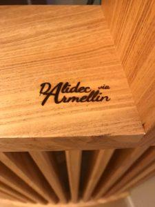 Signature dAlidec via Armellin
